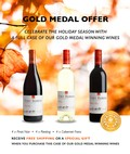 2018 Gold Medal Wine Pack
